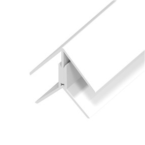 Cladding Angle Trim in White x 5m