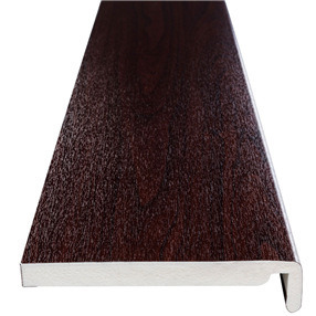 250mm x 18mm Fascia Board in Rosewood x 5m