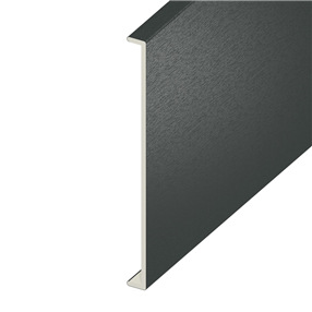 450mm Double Capping Board in Anthracite Grey x 5m
