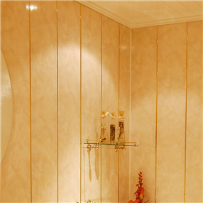 Gold inserts For Decor Cladding x 2.7m