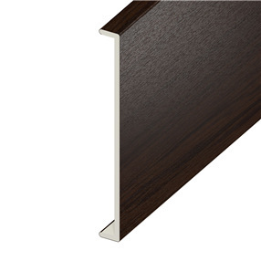 350mm Double Capping Board in Rosewood x 5m