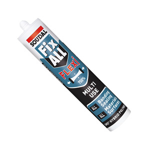 Soudal Fix All Classic in Black