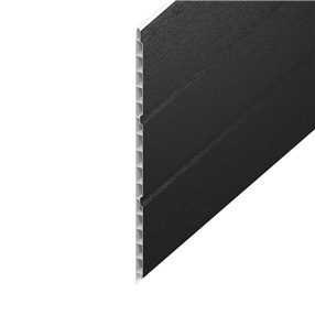 300mm Soffit Board Black x 5m