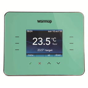 Warmup Underfloor Heating Thermostat 3iE