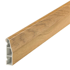 60mm Chamfered Architrave in English Oak x 5.5m