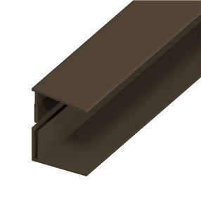 Cladding Edge Trim Brown x 5m